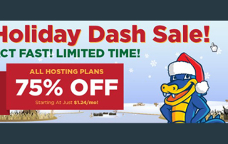 hostgator-75-off-dash-sale
