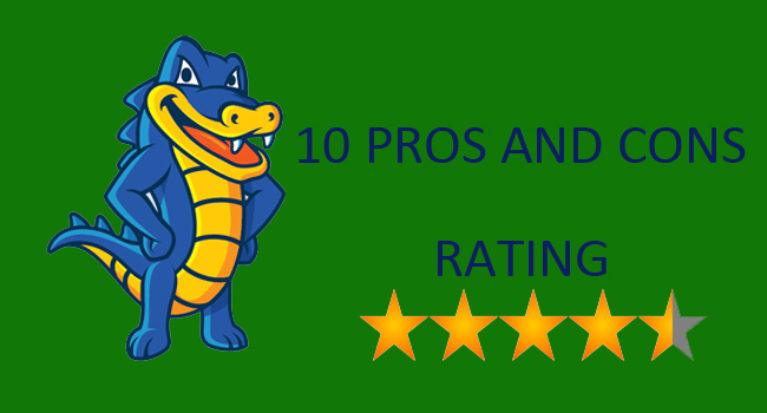 hostgator pro and con