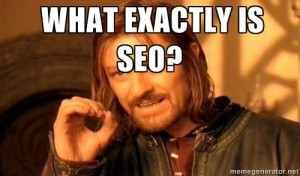 what exactly is SEO