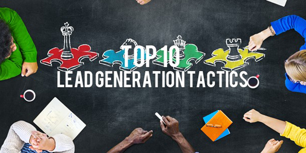Lead Generation Tactics