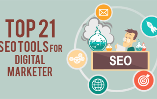 Top 21 SEO Tools for Digital Marketer