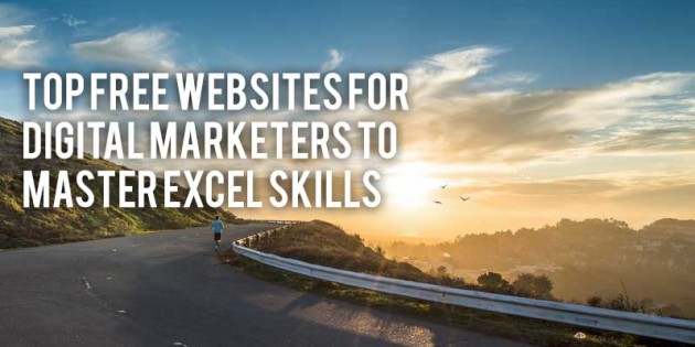 Top Free Websites for Digital Marketers to Master Excel Skills