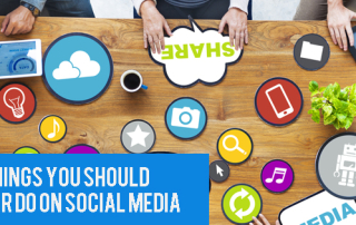 20 Things You Should Never Do on Social Media